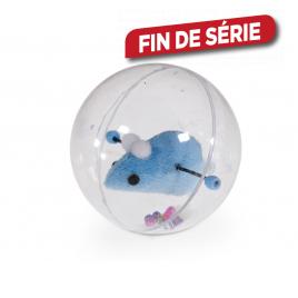 Balle en plastique avec billes Ø 5 cm