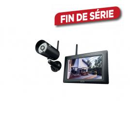 """Set de vidéosurveillance avec caméra extérieure et écran 7"""" ABUS"""