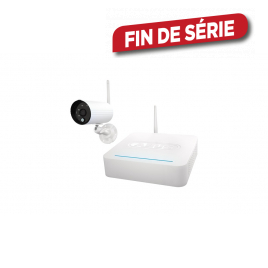 Caméra extérieure HD avec enregistreur OneLook ABUS
