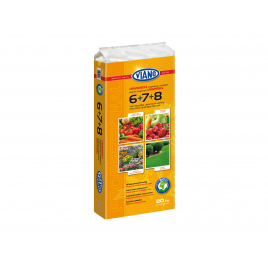 Engrais organique 6+7+8 Universel 20 kg