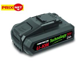 Batterie Li-Ion 2 Ah CONSTRUCTOR