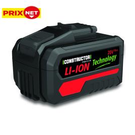 Batterie Li-Ion 4 Ah CONSTRUCTOR