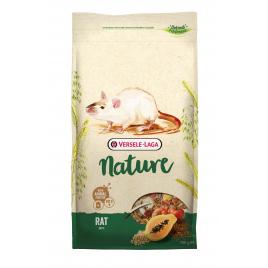 Muesli enrichi pour rat Nature 0,7 kg