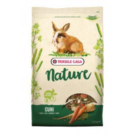 Muesli enrichi pour lapin nain Nature Cuni 2,3 kg
