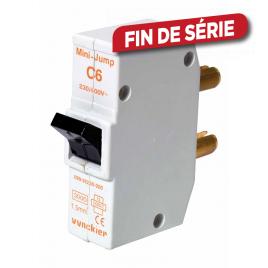 Disjoncteur à broches Mini-Jump 6 A VYNCKIER