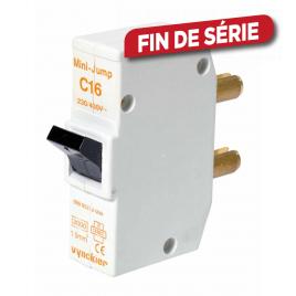 Disjoncteur à broches Mini-Jump 16 A VYNCKIER