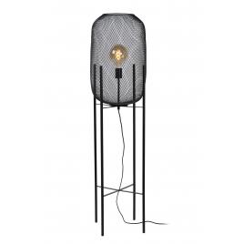 Lampadaire noir Mesh Ø 39 cm E27 40 W LUCIDE
