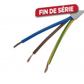 Câble VTMB 3G1,5 mm² gris au mètre PROFILE