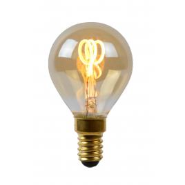 Ampoule à filament LED Globe E14 3 W dimmable LUCIDE