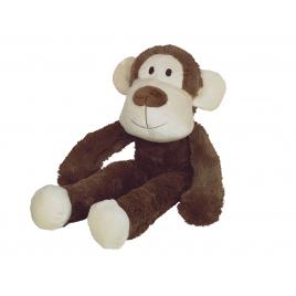 Peluche pour chien Abel le singe 40 cm