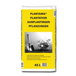 Palette 51 sacs Amendement organique 45 L PLANTAMIX (livraison à domicile)