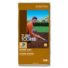 Palette 33 sacs Tourbe blonde 100 L AGROFINO (livraison à domicile)