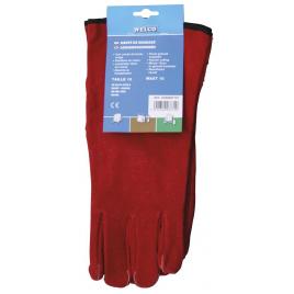 Paire de gants de soudage en cuir