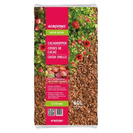 Palette 39 sacs Cosses de cacao 60 L AGROFINO (livraison à domicile)