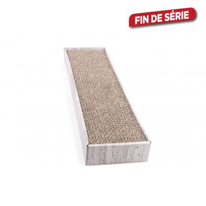 Grattoir pour chat en carton 48 x 12,5 x 5 cm