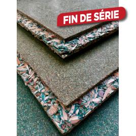 Palette 50 Panneaux Durelis 244 x 61 x 1,8 cm (livraison à domicile)