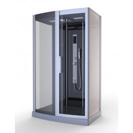 Cabine de douche Premium II 115 x 90 x 215 cm AURLANE