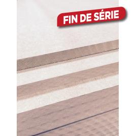 Palette 120 Panneaux MDF 244 x 122 x 0,6 cm (livraison à domicile)