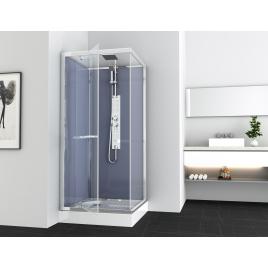 Cabine de douche Anapurna 90 x 90 x 225 cm ALLIBERT