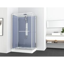 Cabine de douche Anapurna 120 x 90 x 225 cm ALLIBERT