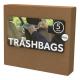Sac poubelle Flextrash biodégradable 5 L 10 pièces