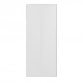 Panneau de mur de douche Colors blanc 90 x 210 cm AURLANE