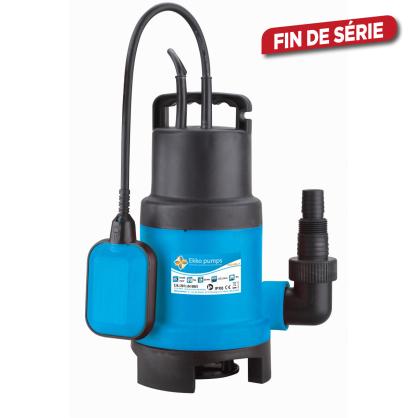 Pompe vide-cave pour eaux chargées 400 W