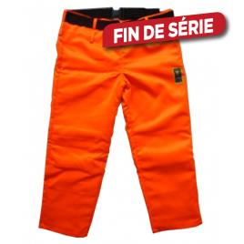 Pantalon de tronçonnage anti-coupure taille unique GARDEO PRO