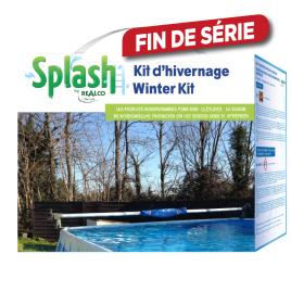 Kit d'hivernage pour piscine SPLASH