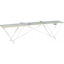 Table à tapisser professionnelle 3 m PRACTO HOME