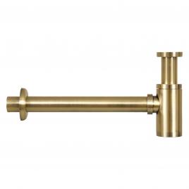 Siphon de lavabo Mix&Match doré mat DIFFERNZ