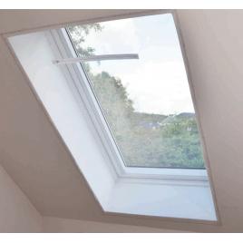 Moustiquaire pour fenêtre de toit blanc 150 x 180 cm CONFORTEX