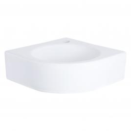 Lave-mains d'angle Cleo en céramique DIFFERNZ