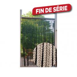 Rideau de porte Rope gris 90 x 200 cm CONFORTEX