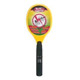 Raquette anti-insectes électrique