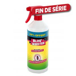 Insecticide Bloq'insectes1 L + 0,2 L gratuit
