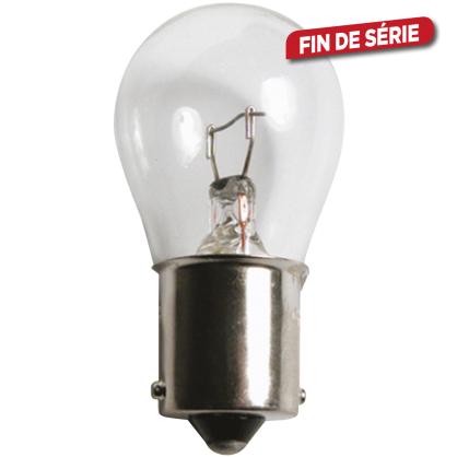 Ampoule pour voiture BA15S 2 pièces 21W