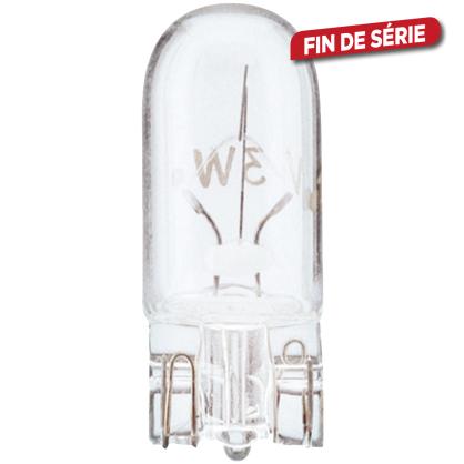 Ampoule pour voiture T10 WEDGEBASE 2 pièces 3 W
