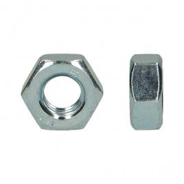 Ecrou hexagonal DIN 934 M20 4 pièces