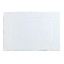 Tapis de salle de bain Zen blanc 60 x 40 cm
