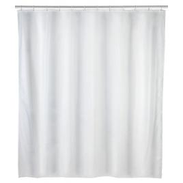 Rideau de douche anti-moisissure blanc 180 x 200 cm WENKO