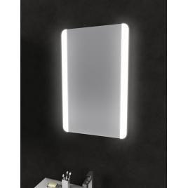 Miroir de salle de bain lumineux Tantra 45 x 70 cm AURLANE