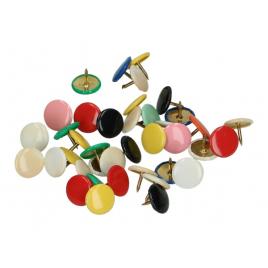 Set de punaises colorées 80 pièces