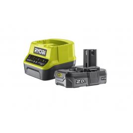 Batterie One+ avec chargeur RC18120-120 18 V 2 Ah RYOBI