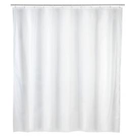 Rideau de douche Zen blanc 180 x 200 cm