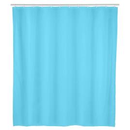 Rideau de douche Zen bleu 120 x 200 cm