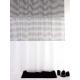 Rideau de douche Grey 180 cm ALLIBERT