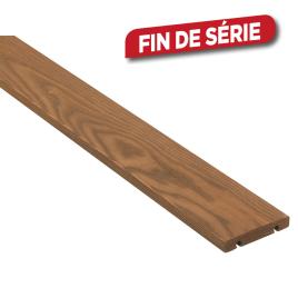 Planche de terrasse en frêne 210 x 12 x 2,1 cm GRAD BY YOU
