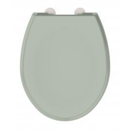 Abattant pour WC Boreo Vert de Gris ALLIBERT