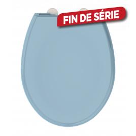 Abattant pour WC Boreo Blue Denim ALLIBERT